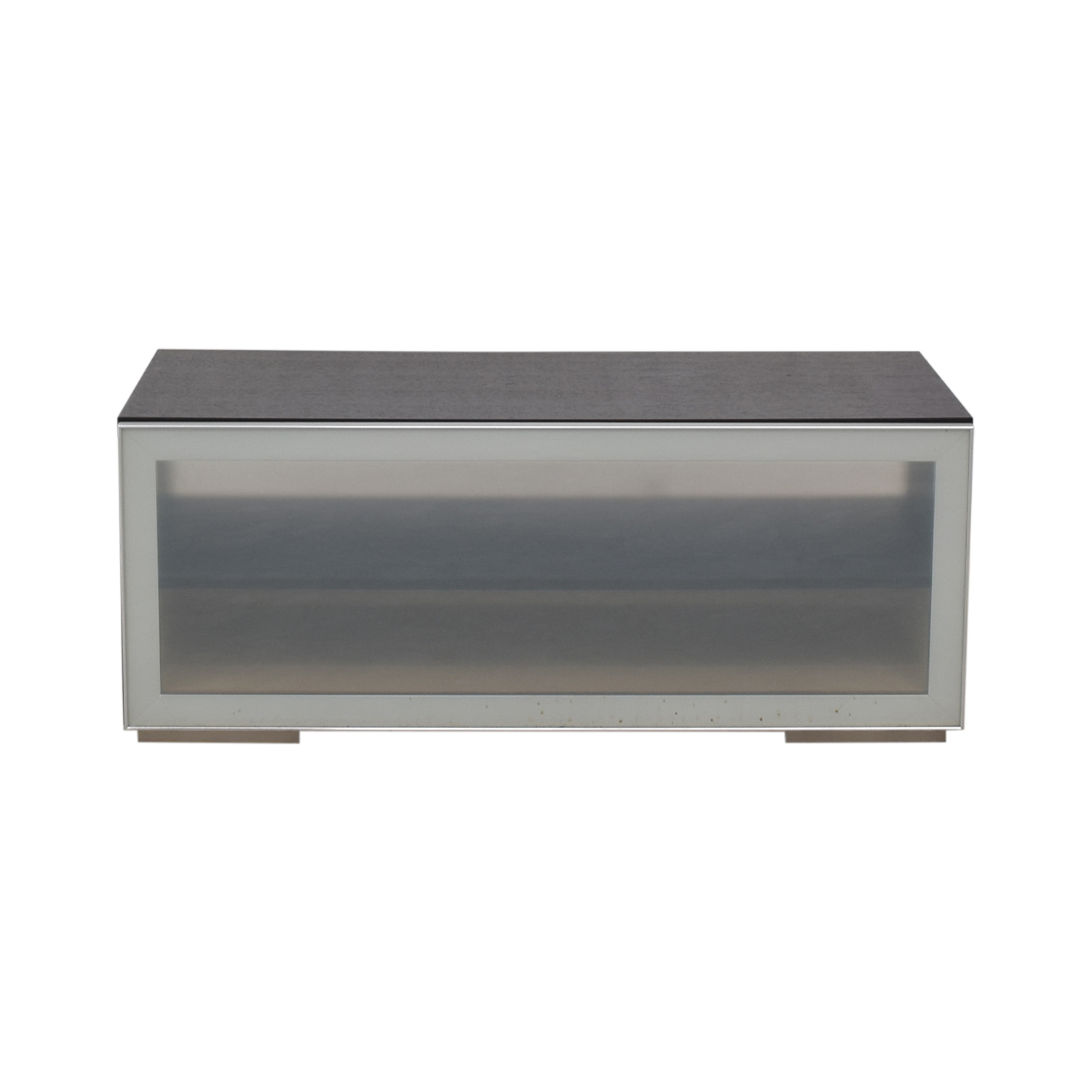 buy BoConcept Glass and Wood Media Console BoConcept Media Units