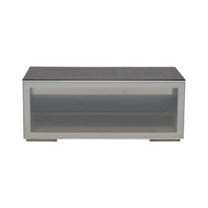 buy BoConcept Glass and Wood Media Console BoConcept