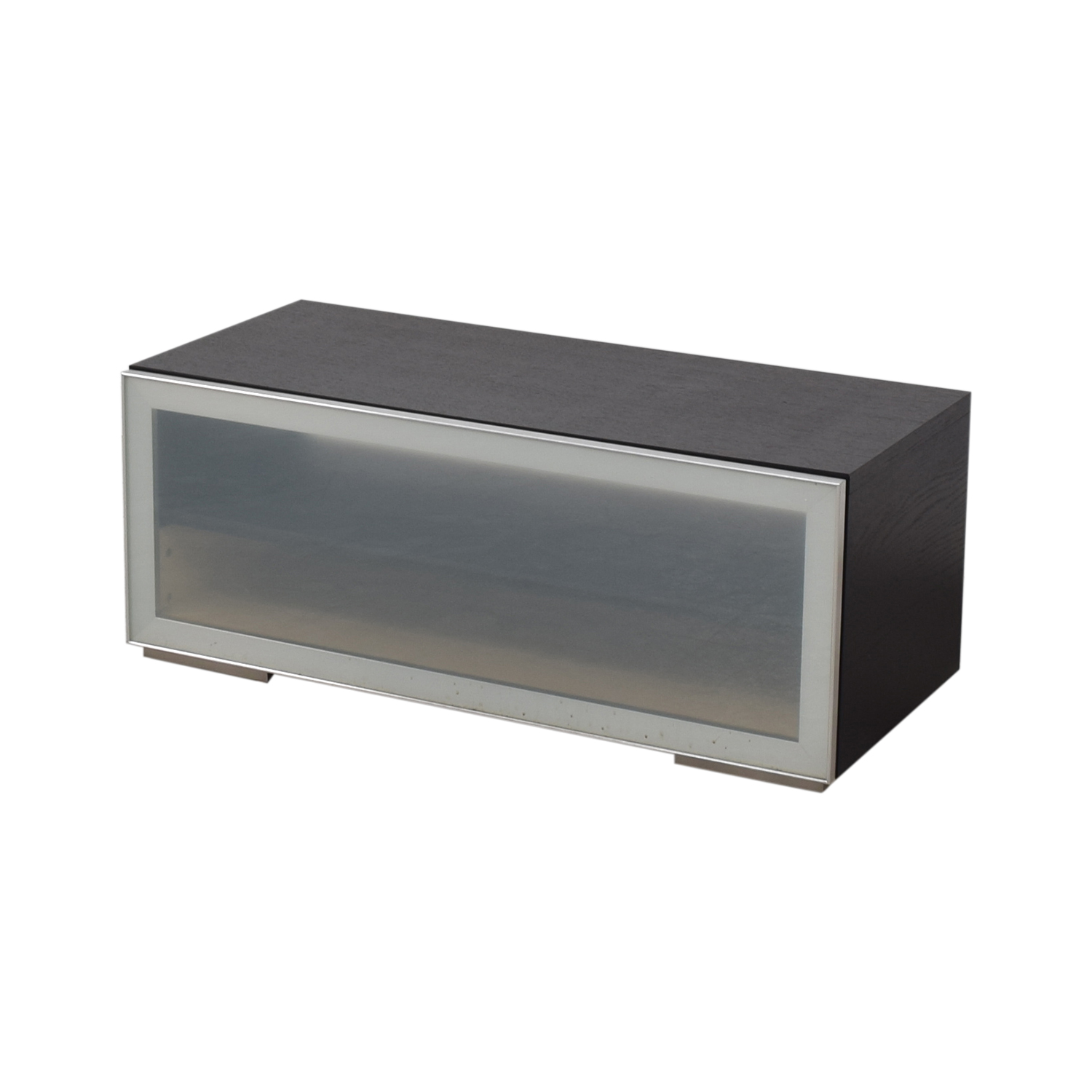 buy BoConcept Glass and Wood Media Console BoConcept Storage