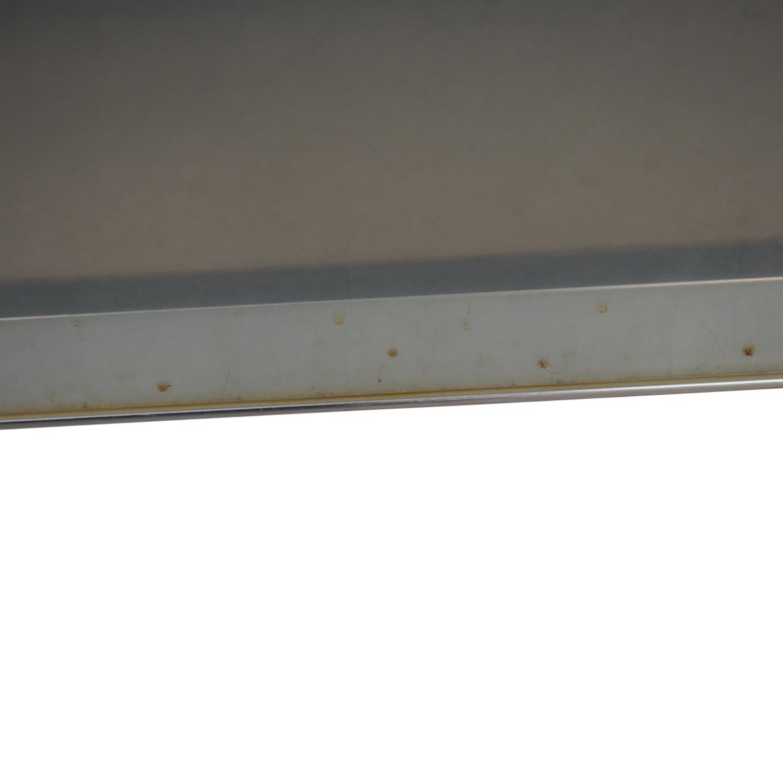 BoConcept BoConcept Glass and Wood Media Console nj