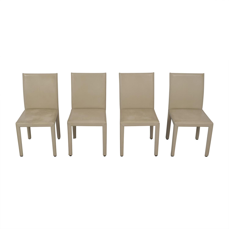 buy Maria Yee Beige Mondo Chairs Maria Yee Chairs