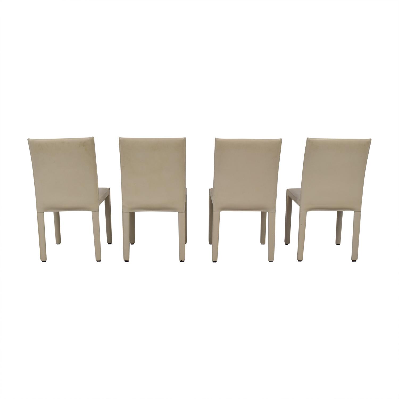 Maria Yee Maria Yee Beige Mondo Chairs nj