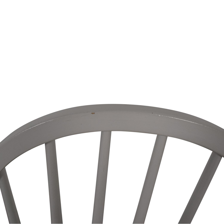 shop  White Farmhouse Style Accent Chair online