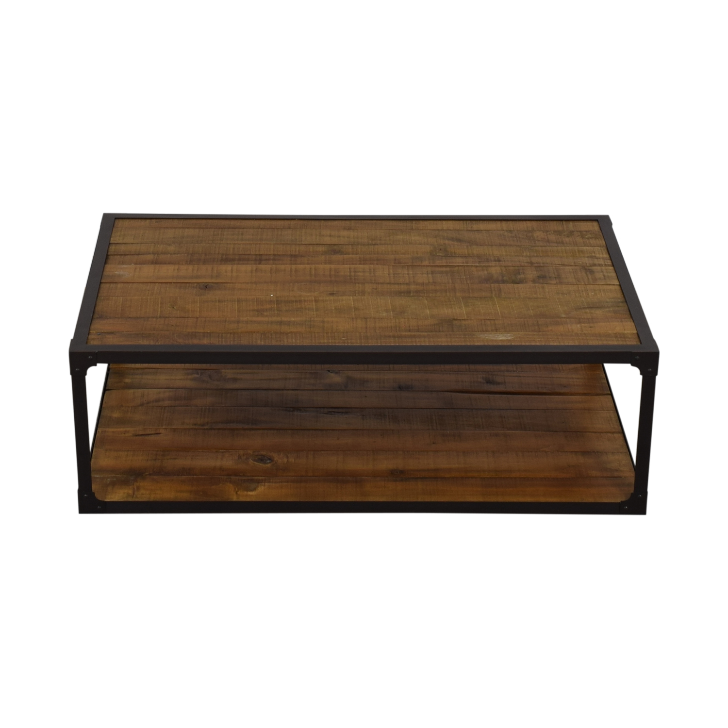 buy Rustic Wood Coffee Table  Coffee Tables