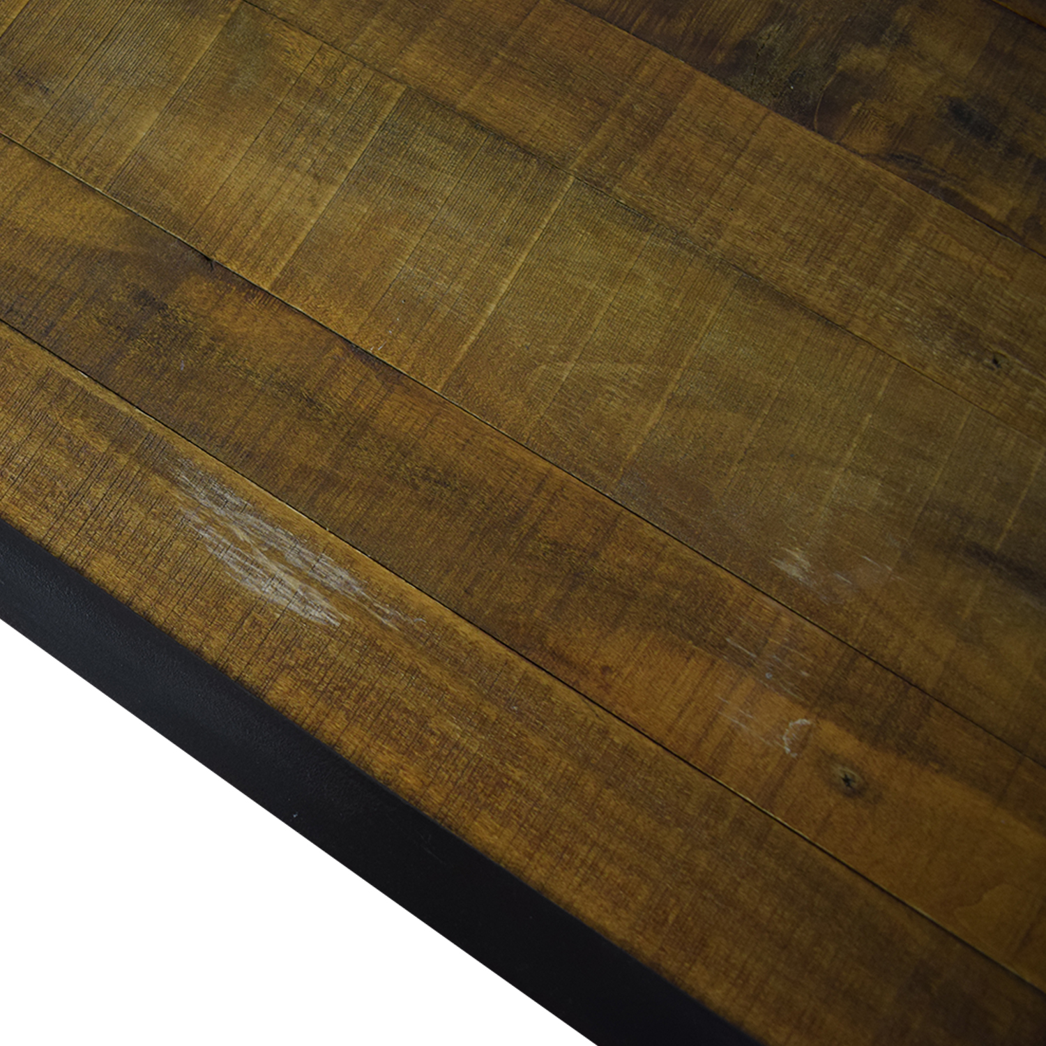 Rustic Wood Coffee Table for sale