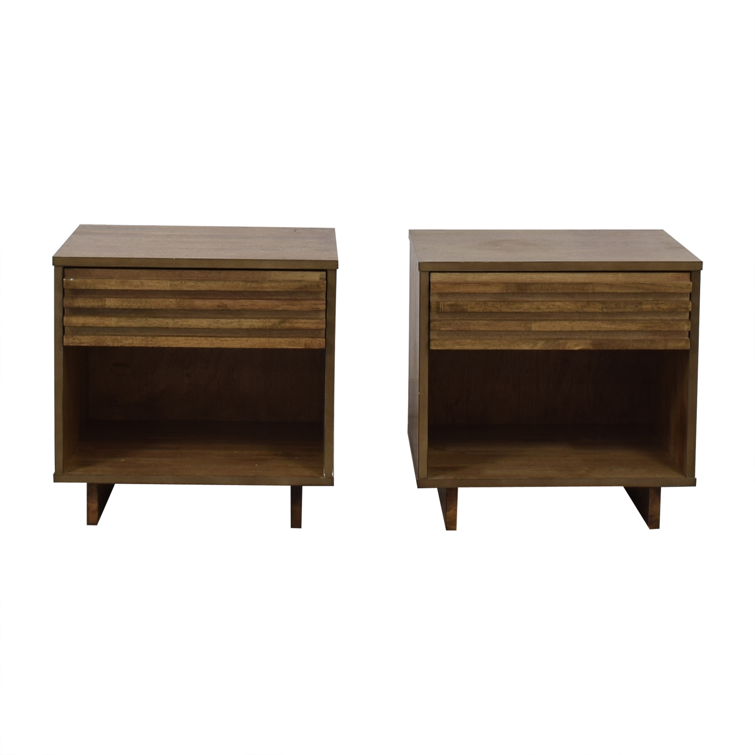 Palm Canyon Array Single Drawer End Tables End Tables