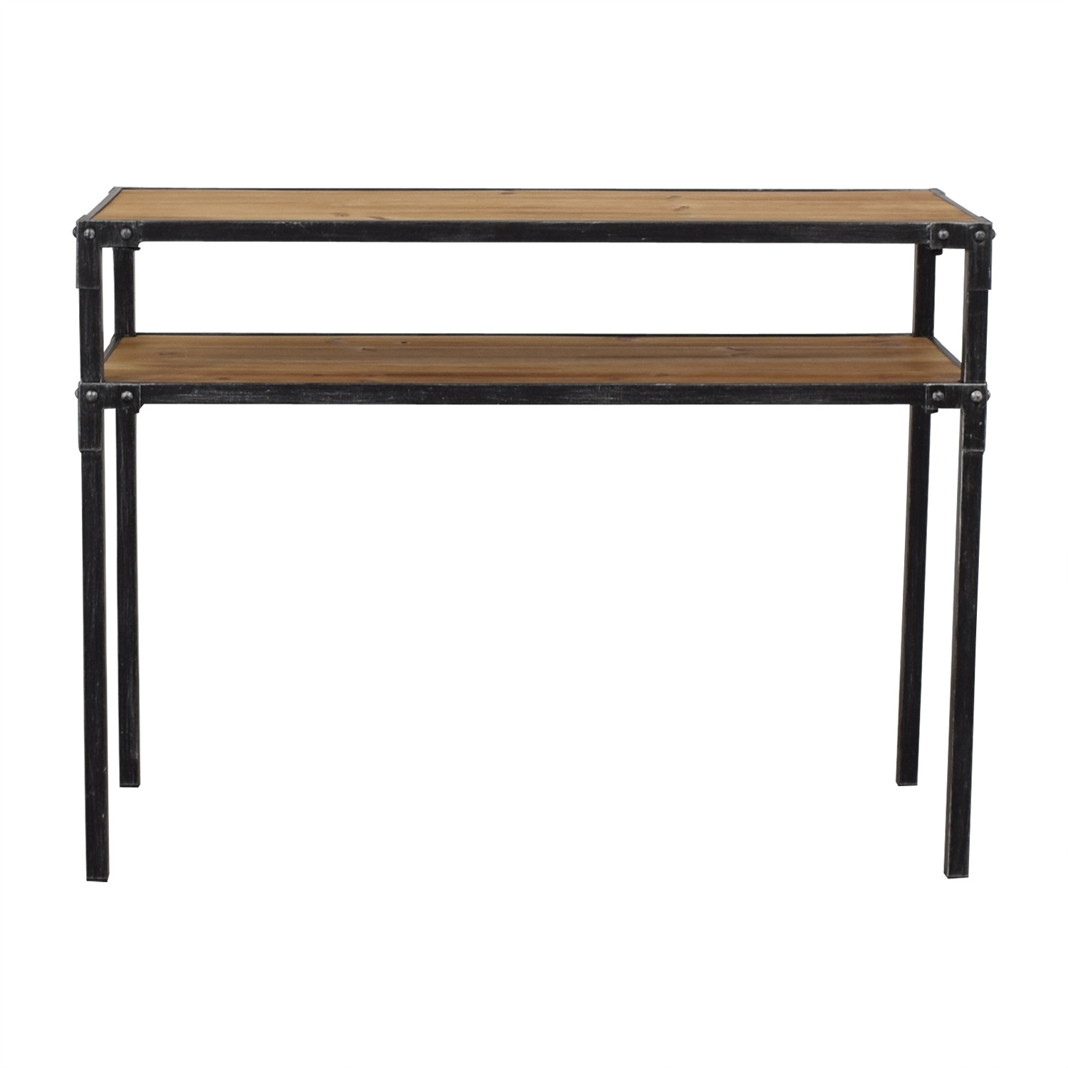 Hayneedle Hayneedle Two Tier Console Table Accent Tables
