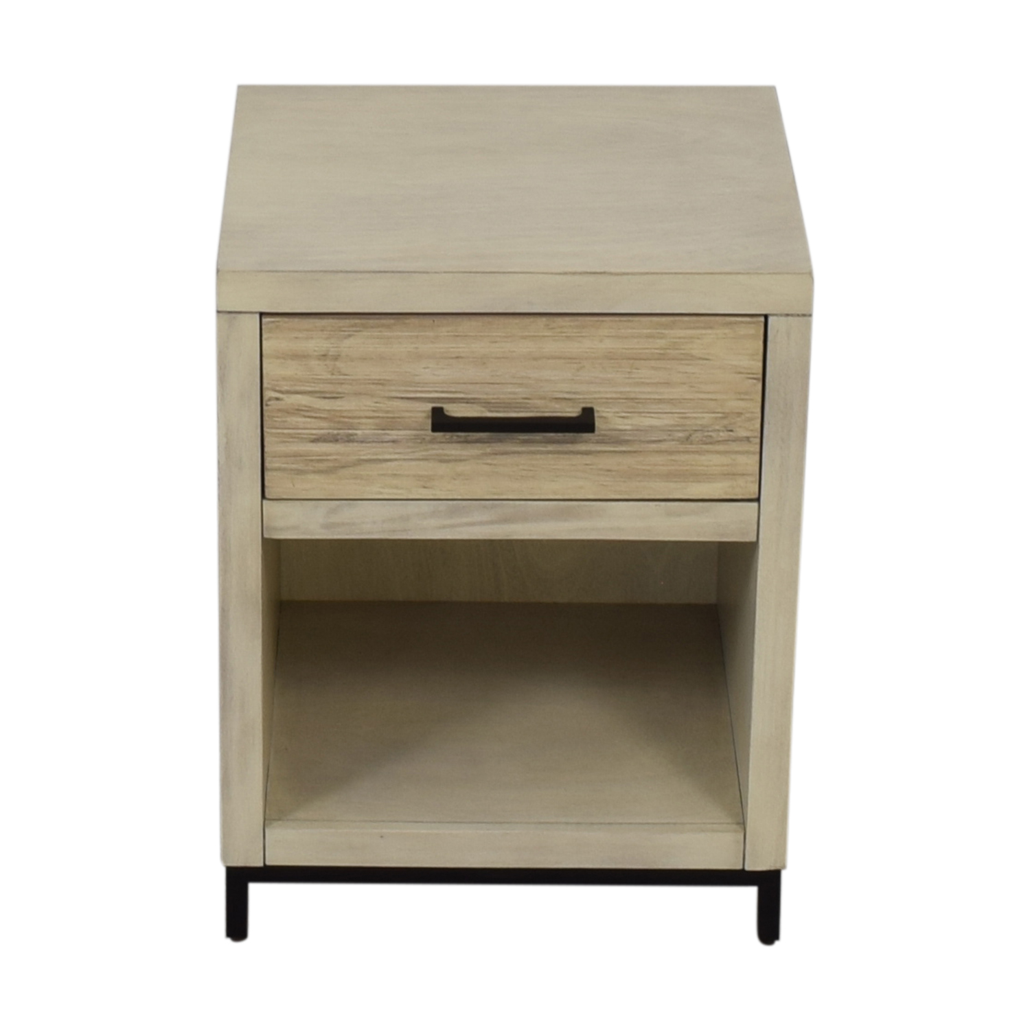 huge selection of cc938 08d2c 76% OFF - Wayfair Wayfair Dayana One-Drawer End Table / Tables