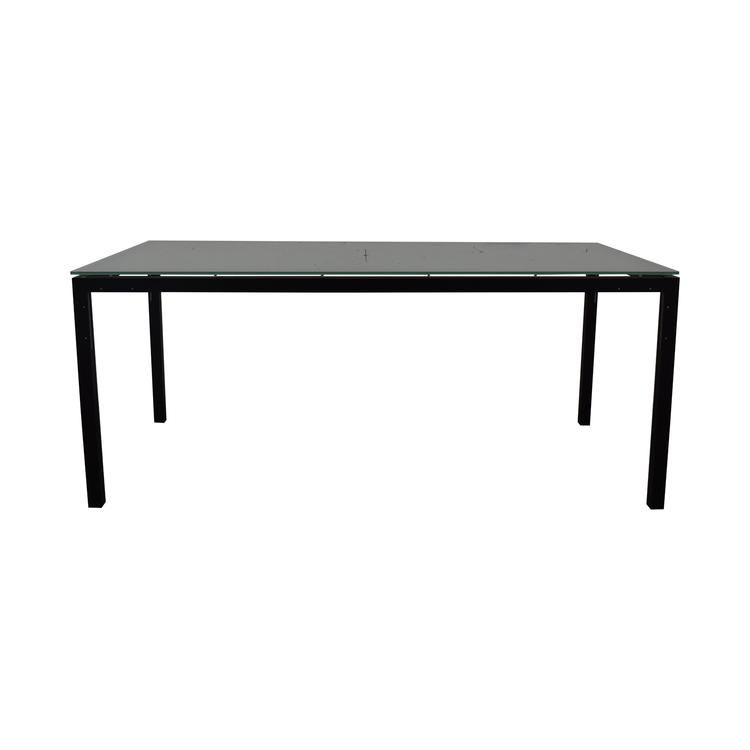 BoConcept BoConcept Glass Dining Table dimensions