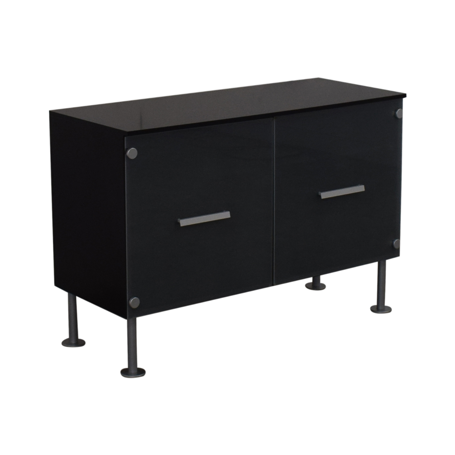 BoConcept Media Console with Frost Doors sale