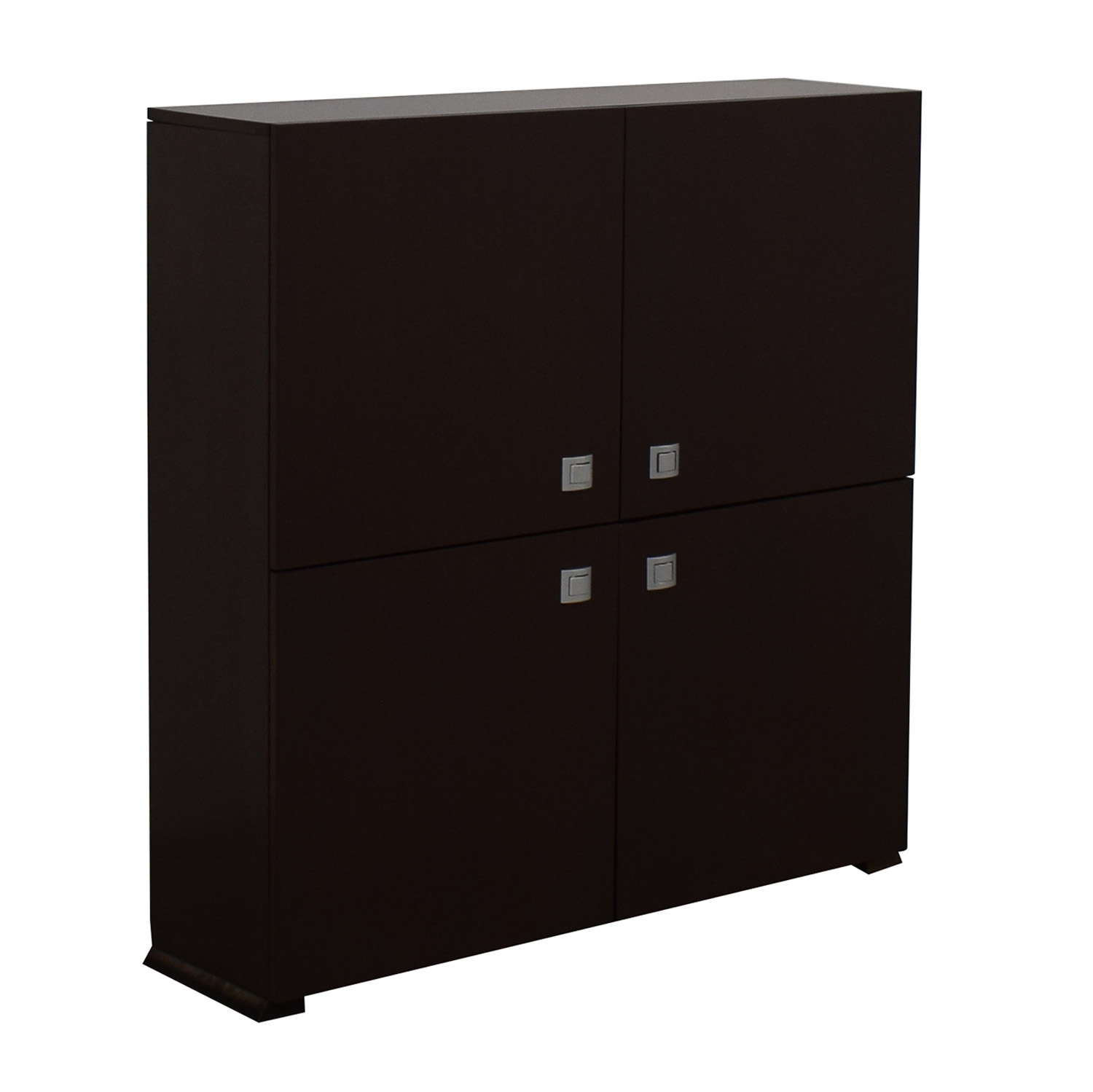 Modern Wenge Cabinet second hand
