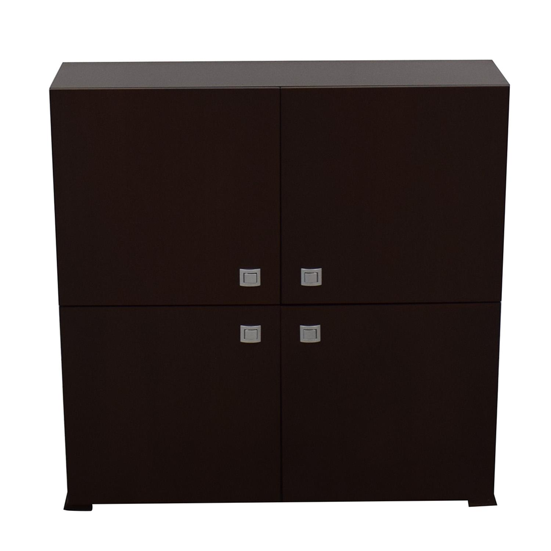 buy Modern Wenge Cabinet  Cabinets & Sideboards
