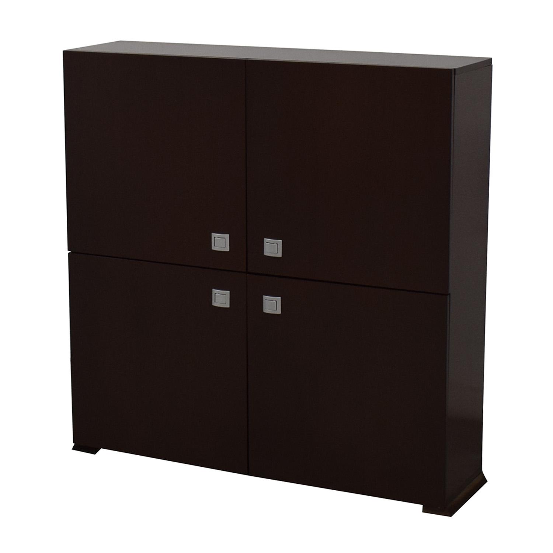 Modern Wenge Cabinet discount
