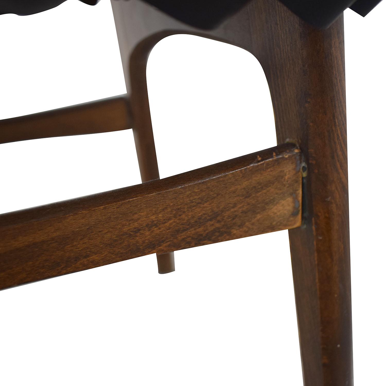 Vintage Wood Danish Chair / Chairs