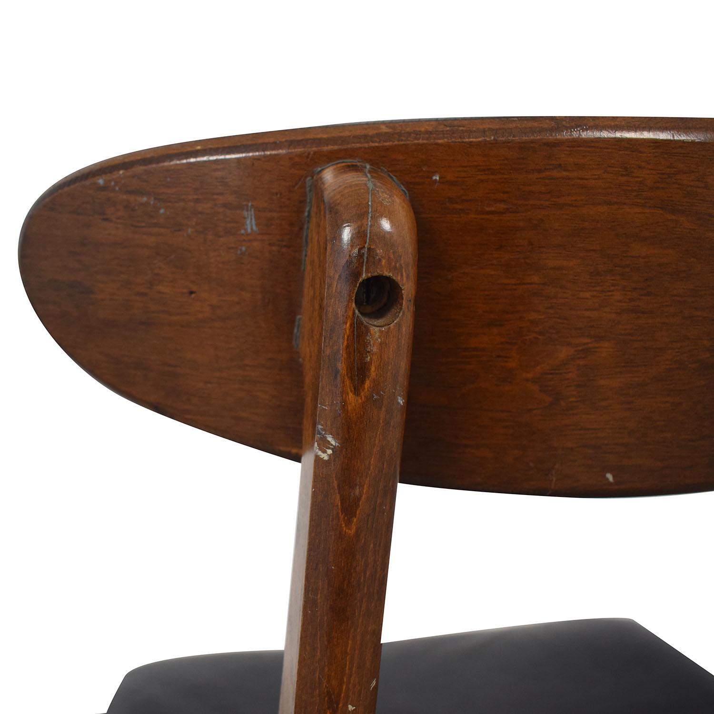 shop  Vintage Wood Danish Chair online