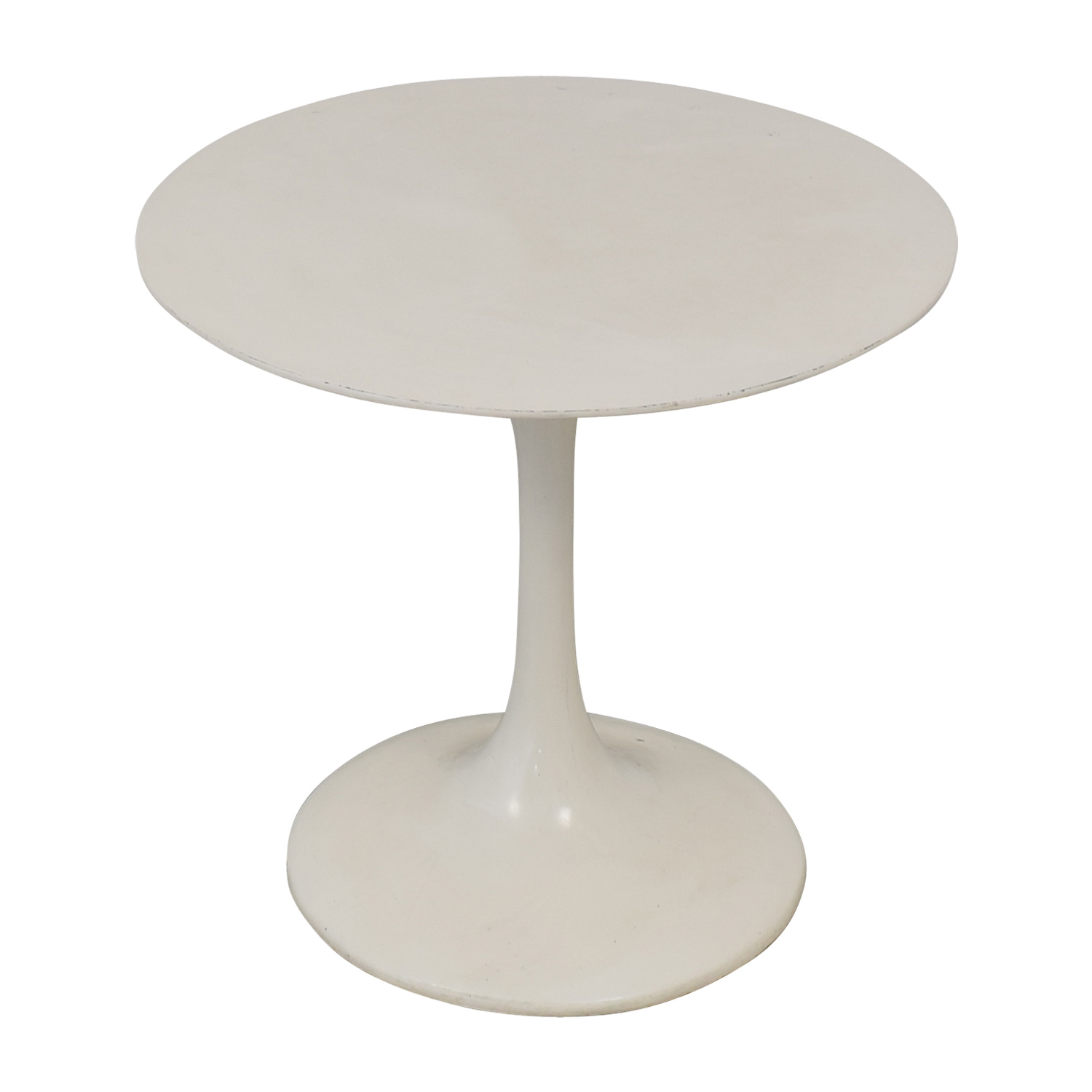 shop  White Round Tulip Table online