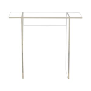 Acrylic Side Table nj