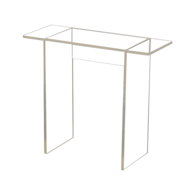 Acrylic Side Table coupon