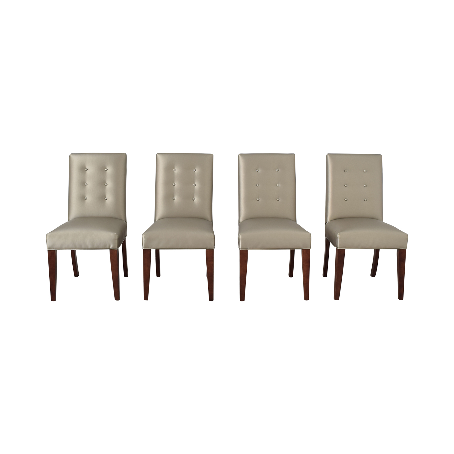 Mitchell Gold + Bob Williams Mitchell Gold + Bob Williams Gisell Side Chairs gray