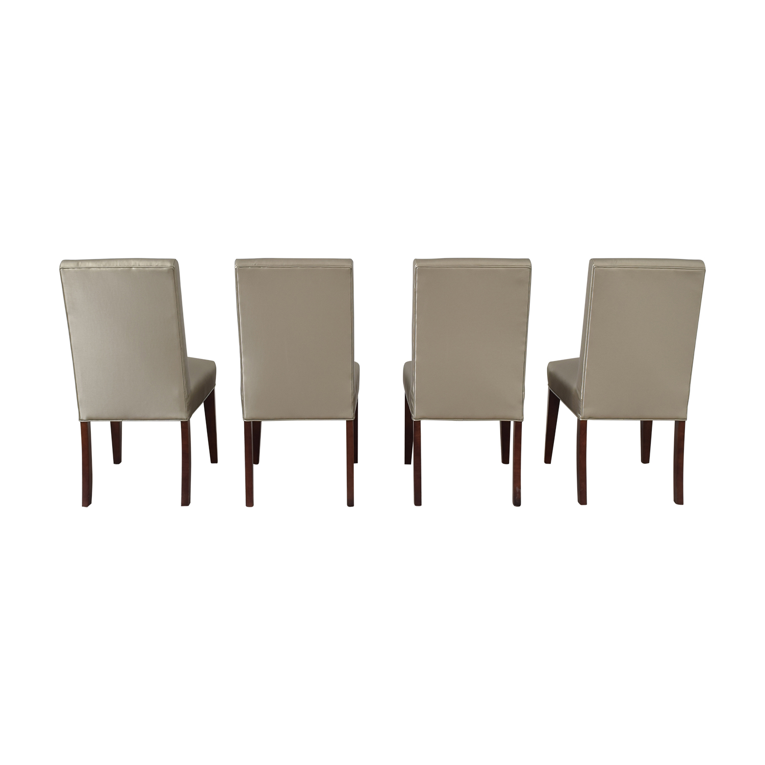 Mitchell Gold + Bob Williams Gisell Side Chairs sale