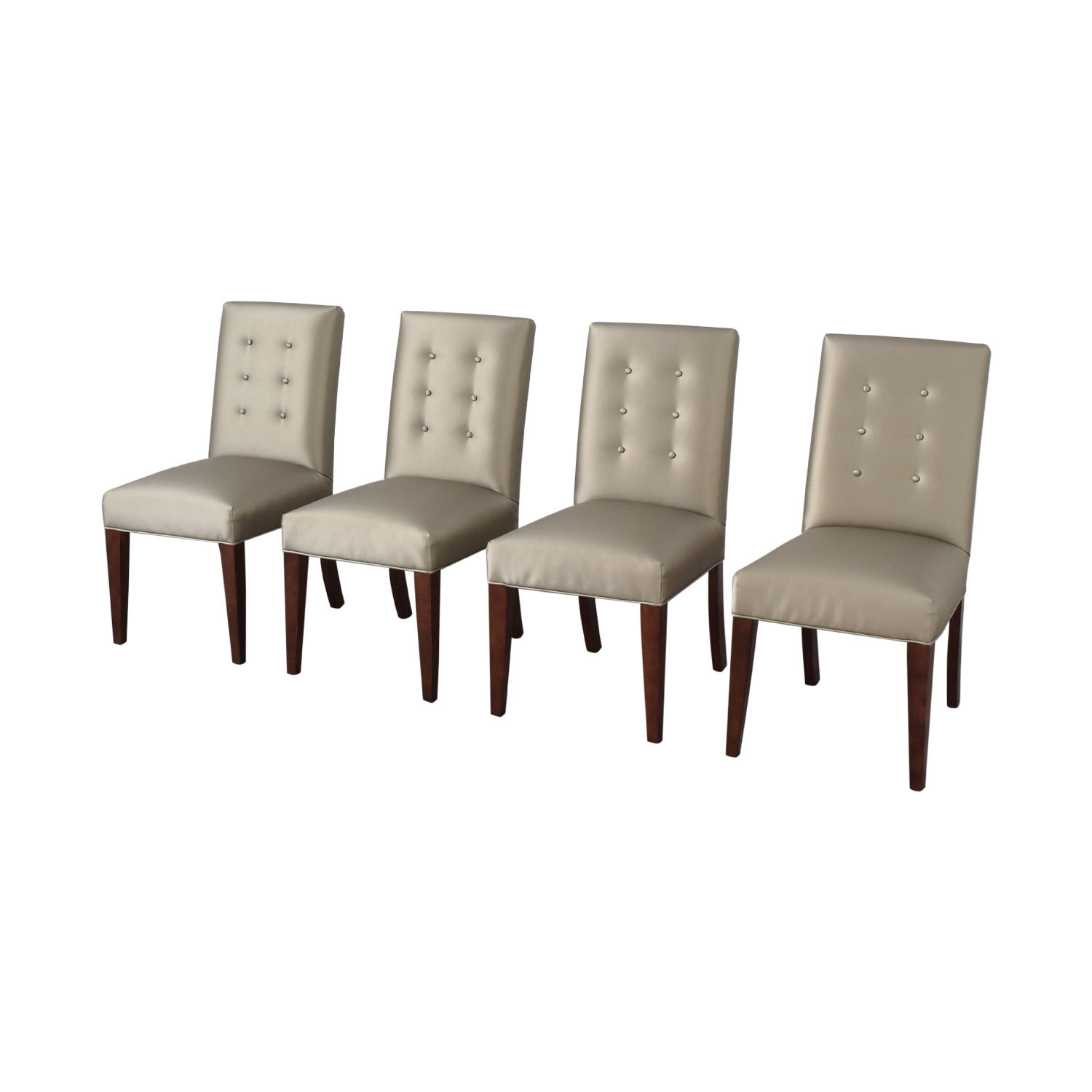 shop Mitchell Gold + Bob Williams Gisell Side Chairs Mitchell Gold + Bob Williams Chairs
