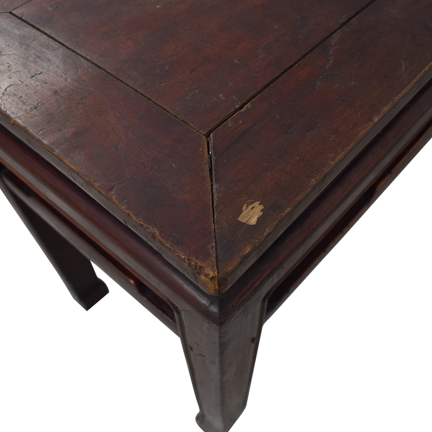 Rustic Side Console Table dimensions