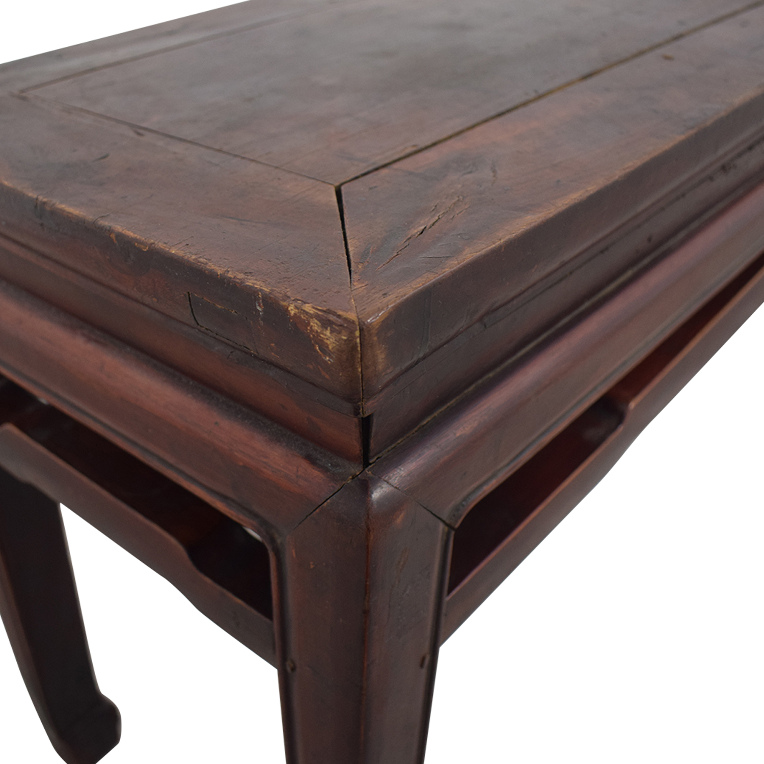 Rustic Side Console Table / Tables