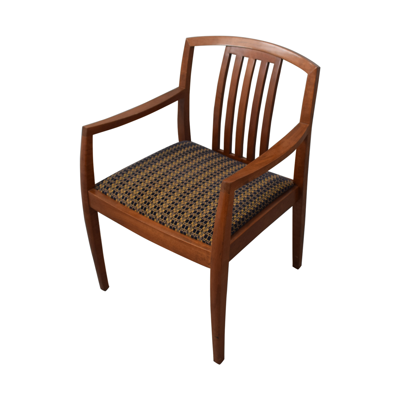 Gunlocke Company Upholstered Dining Chairs Gunlocke Company