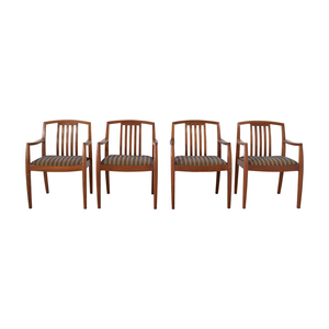 Gunlocke Company Gunlocke Company Upholstered Dining Chairs coupon