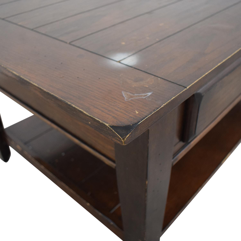 87 Off Bob S Discount Furniture Bob S Discount Furniture Kade Coffee Table Tables