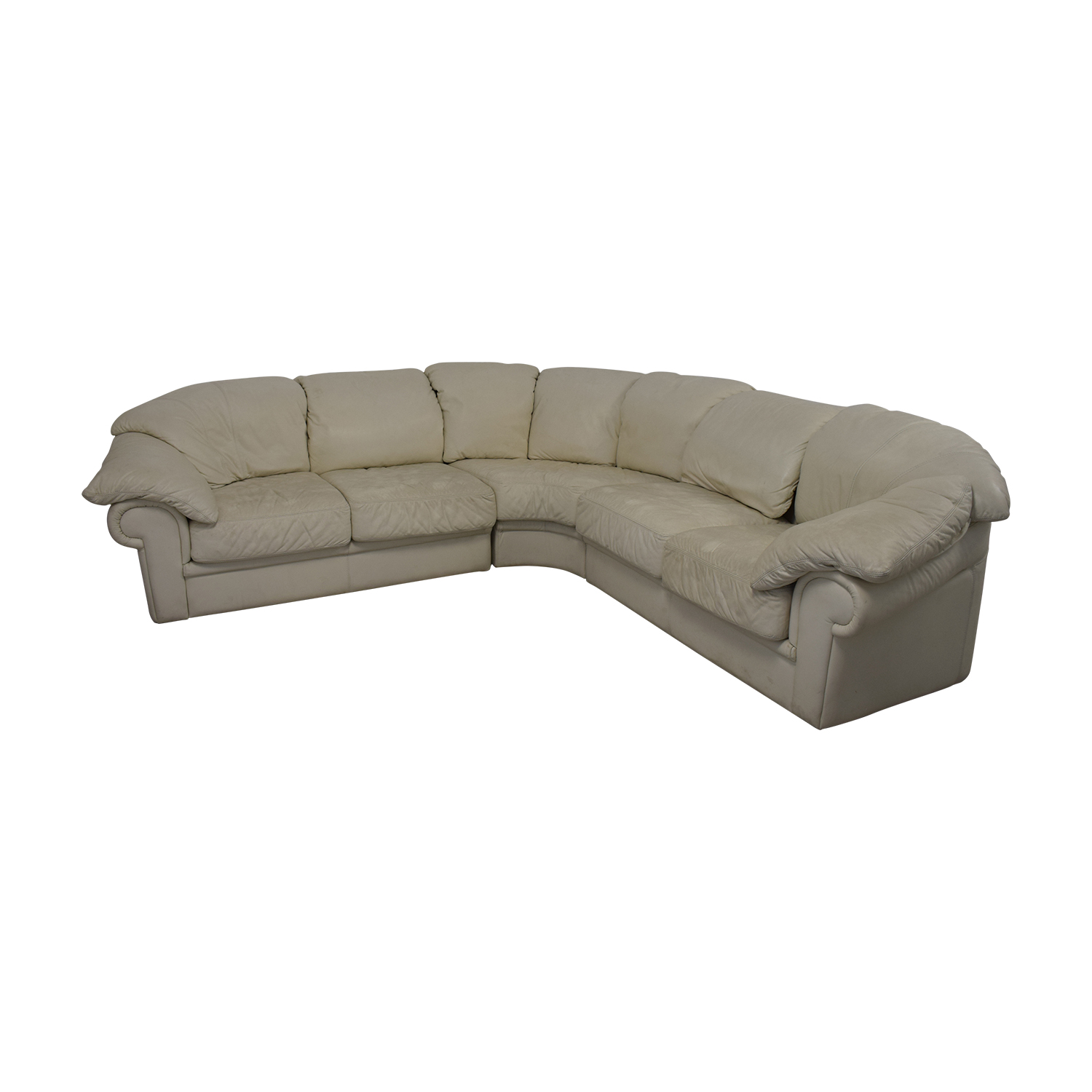 Natuzzi Natuzzi Sectional Sofa used