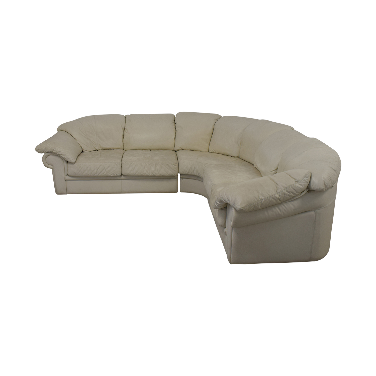 Natuzzi Natuzzi Sectional Sofa dimensions