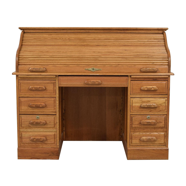 Vintage Rolldown Desk for sale