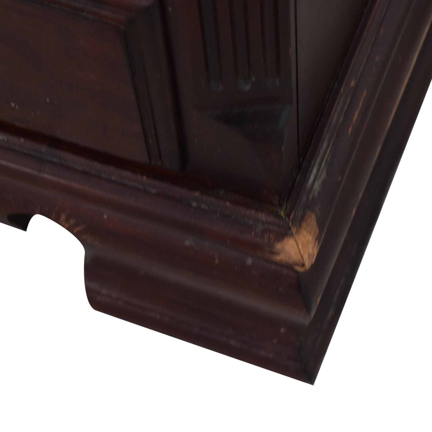 Heirloom Traditions Two-Drawer End Tables dimensions