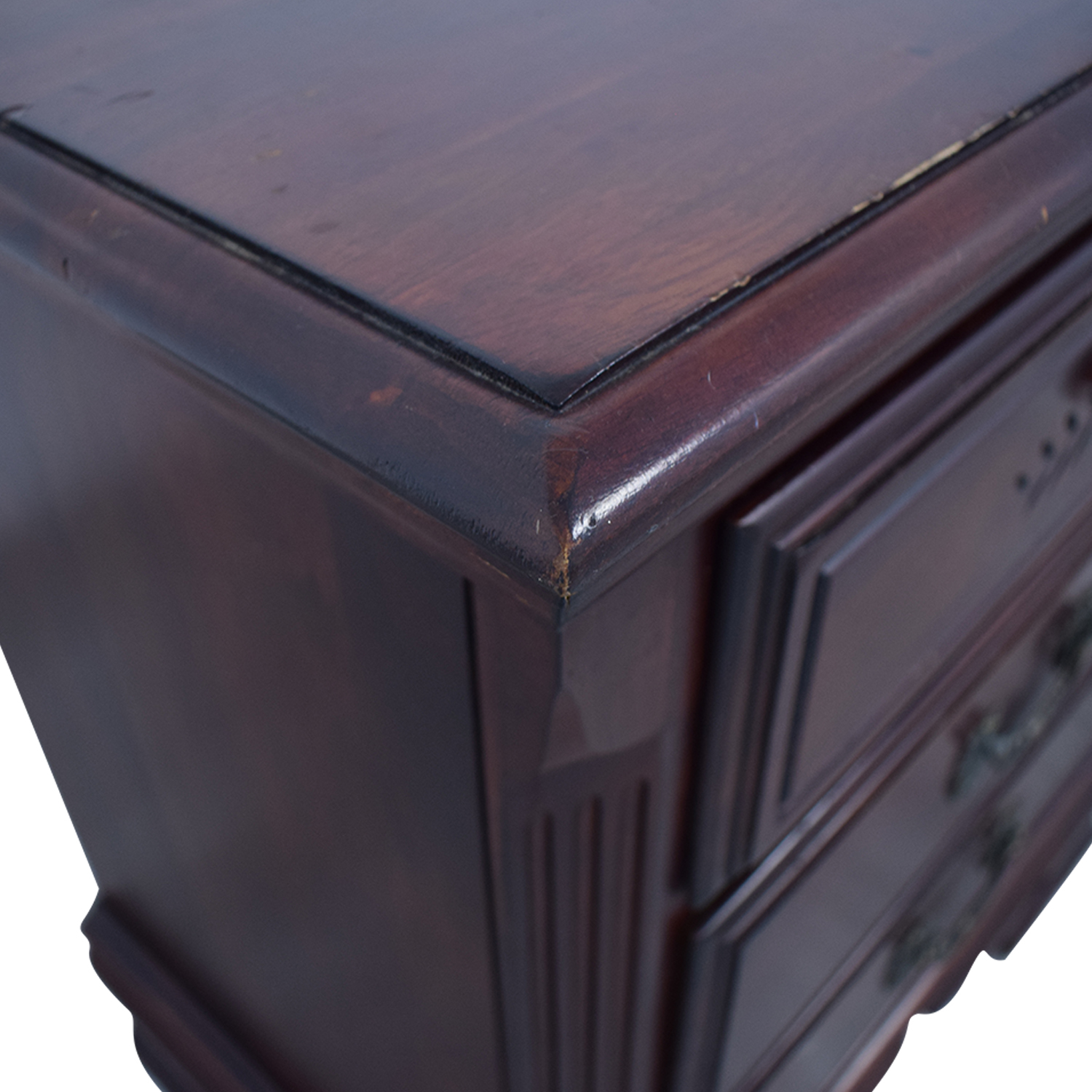 Heirloom Traditions Two-Drawer End Tables
