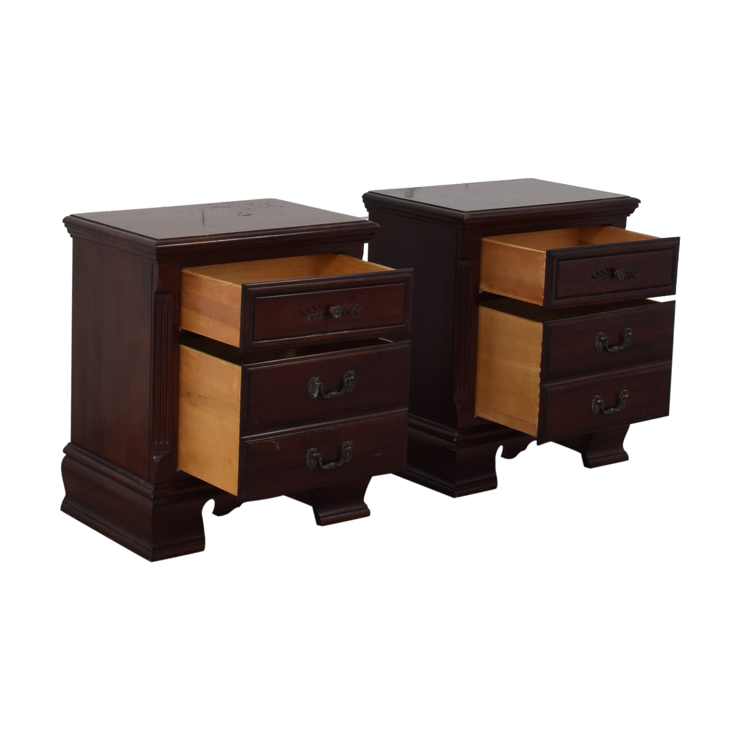shop  Heirloom Traditions Two-Drawer End Tables online