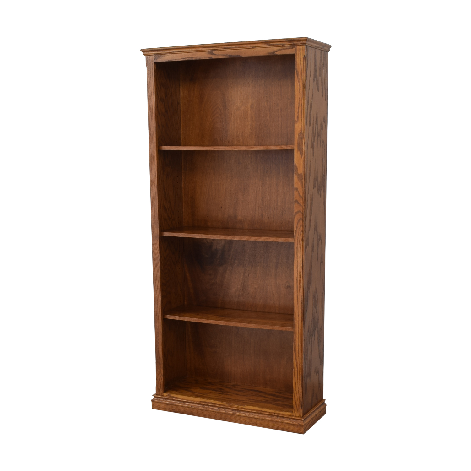 shop Wood Bookshelf