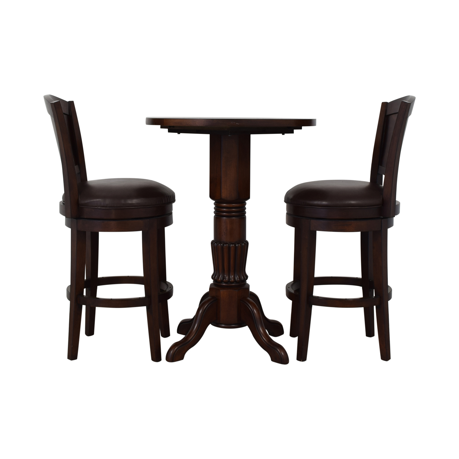 Counter Height Pub Table and Stools