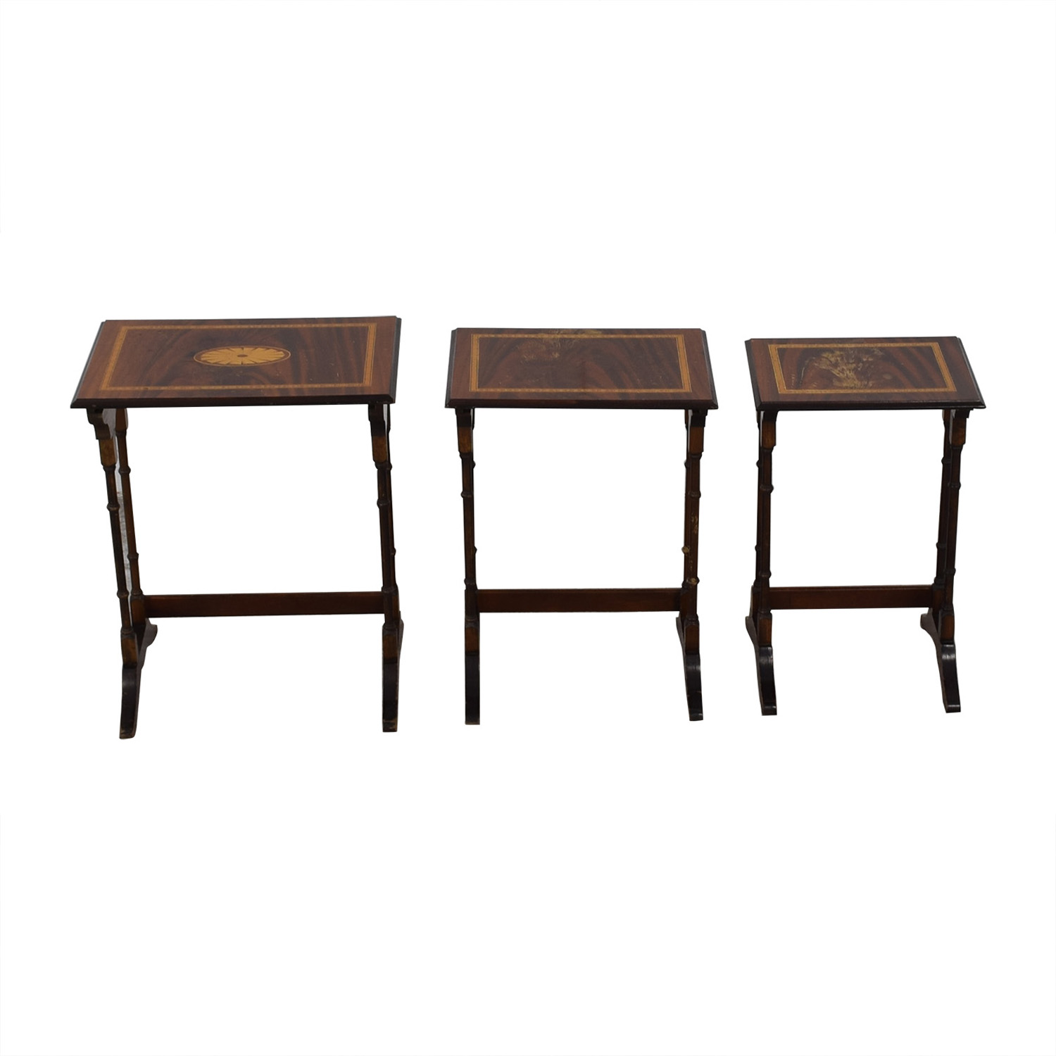 Decorative Nested Accent Tables for sale