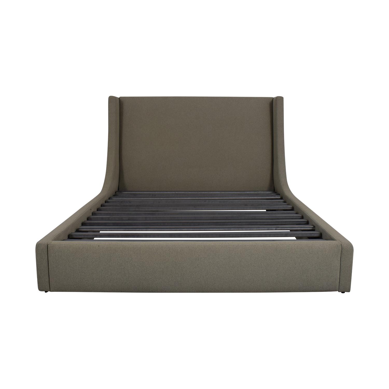 shop Room & Board Marlo Queen Bed Frame Room & Board Beds