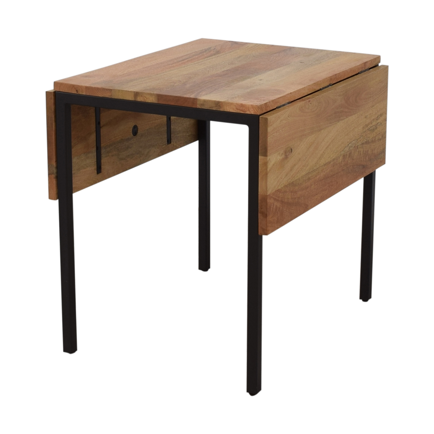 West Elm West Elm Box Frame Drop Leaf Expandable Table price