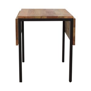West Elm West Elm Box Frame Drop Leaf Expandable Table for sale