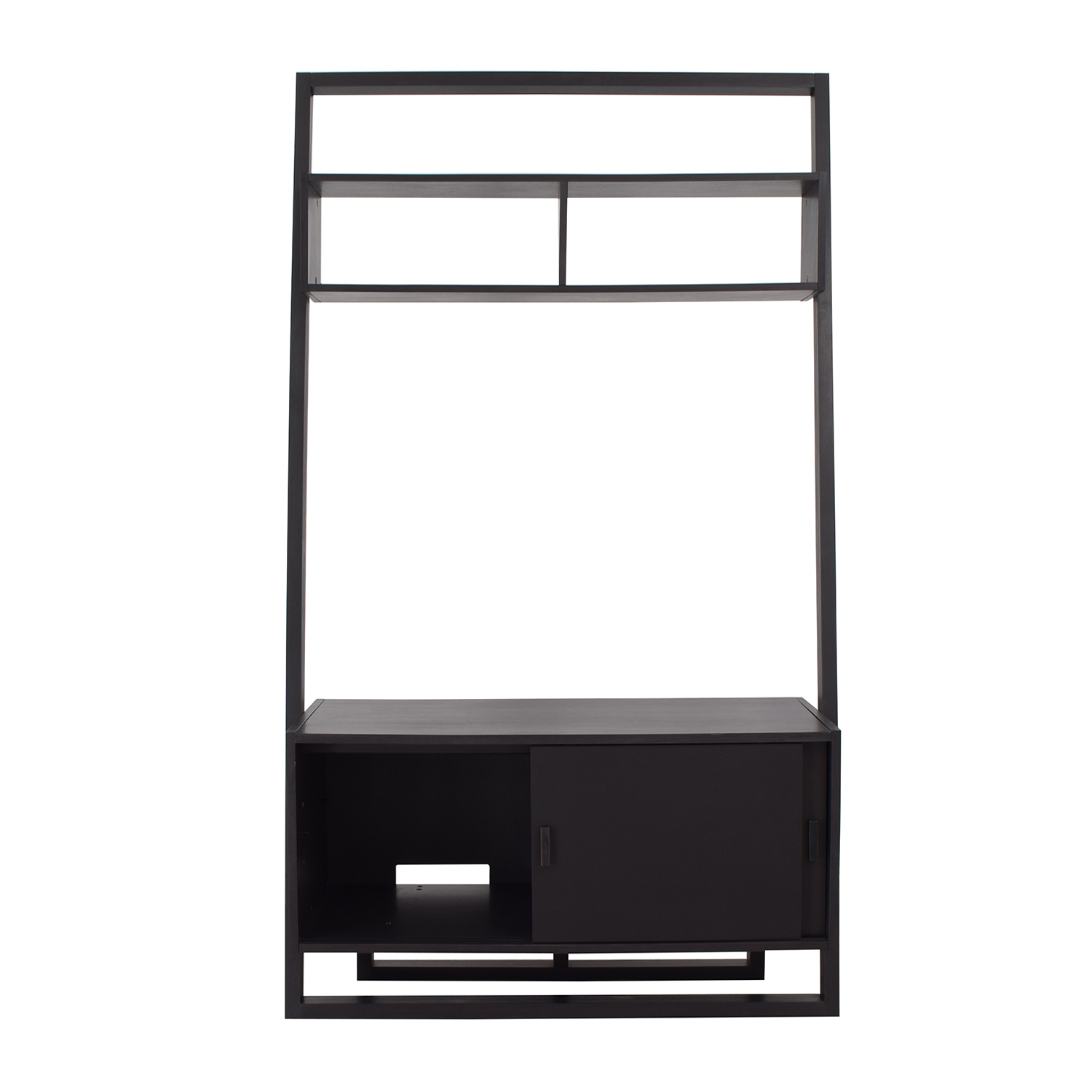 buy Crate & Barrel Crate & Barrel Sloane Leaning Media Stand online