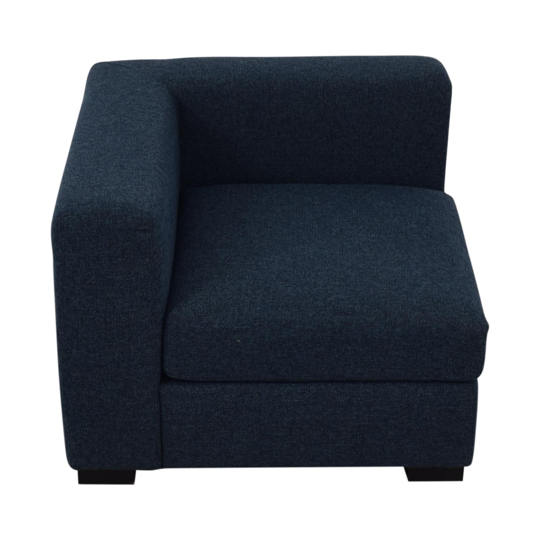 Toby Corner Chair Interior Define
