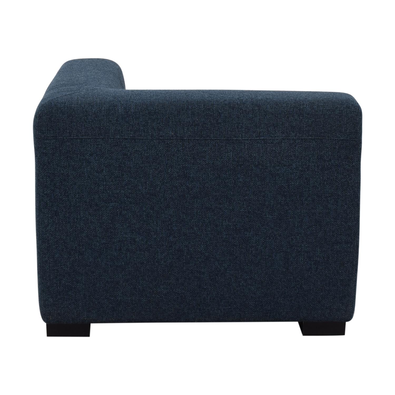 Interior Define Toby Corner Chair nyc