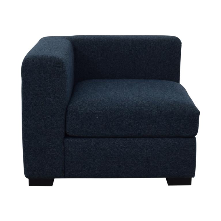 Interior Define Toby Corner Chair on sale