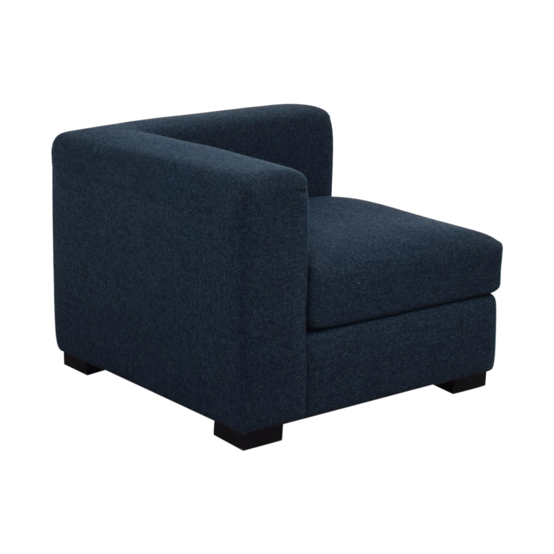 Interior Define Toby Corner Chair used