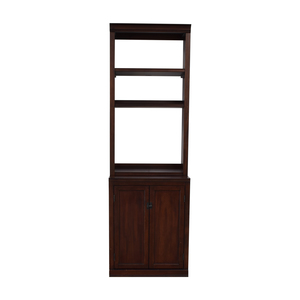 buy Pottery Barn Pottery Barn Bookcases with Storage Cabinet online