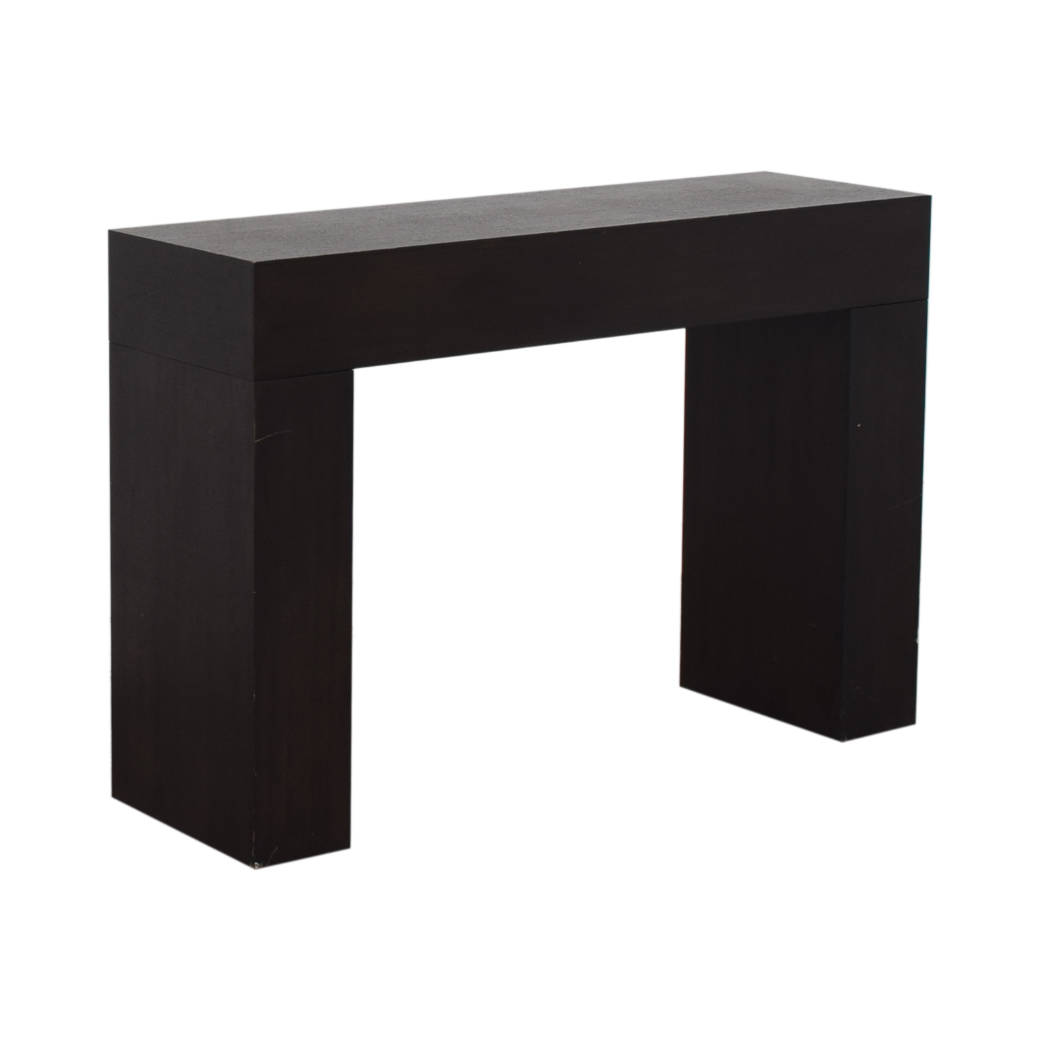 West Elm West Elm Chunky Console Table used
