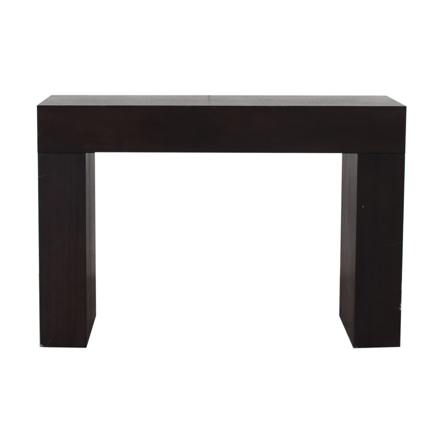 West Elm West Elm Chunky Console Table nyc